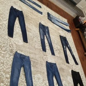 !!LOT OF JEANS!!